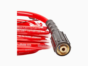 Simpson 1 4 in X 30 ft X 3300 Psi High Pressure Extension replacement Hose