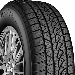 2 Tires Petlas Snow Master W651 195 65r15 91h studless Winter