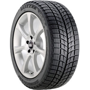 Bridgestone Blizzak Lm 60 Rft 225 40r18 88h lexus Is studless Snow Tire