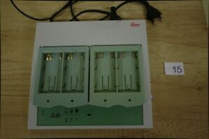 Leica Gkl 221 on Four Battery Charging Station For Geb 211 212 221 222 242