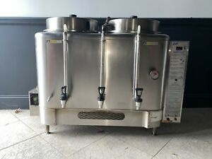 Curtis 6 Gallon Commercial Coffee Maker brewer Used