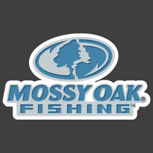 Mossy Oak Fishing Blue Grey Carpet Graphic Decal Sticker For Fishing Bass Boats