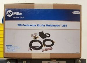 Miller Multimatic 215 Tig Contractor s Kit 301337
