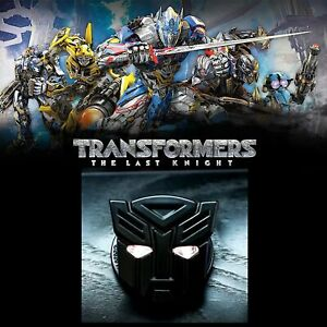 Transformers Car 3d Engine Ignition Start Stop Push Button Switch Cover Black