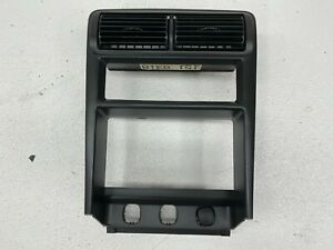 1999 2004 Oem Mustang Dash Climate Control Bezel Trim Radio Cover Vents t475