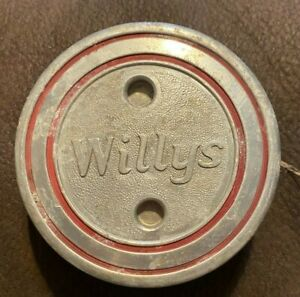 Vintage Willys Classic Grease Cap
