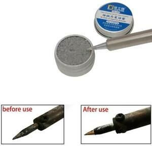 Soldering Gun Old Solder Iron Tip Tinner And Cleaner Clean Oxidized Black Best A