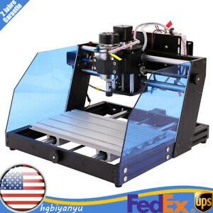 3020 Cnc Laser Engraving Machine Carving Router 0 12000rpm For Metal Woodworking
