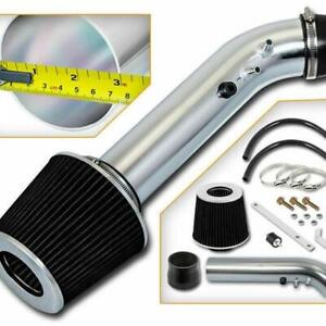 Black Cold Air Intake System For 1999 2000 Honda Civic Hx Ex Si With 1 6l Engine