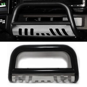 3 Bull Bar Bumper Grille Guard For 2004 2020 Ford F150 2003 2017 Expedition