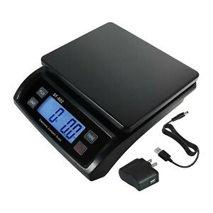 66lb 30kg Digital Scale Postal Scale Shipping Mailing Box Weighing Ups Usps