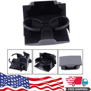 Rear Center Console Cup Holder 96965 zs00a Gray Fits Nissan Frontier Xterra Grey