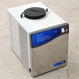 Labconco 7460020 Centrivap Cold Trap As is Partially Working Not Cooling Right