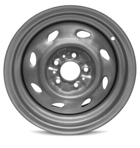 New 15 X 6 Steel Wheel Rim 1993 2009 Ford Ranger Explorer Mercury Mountaineer