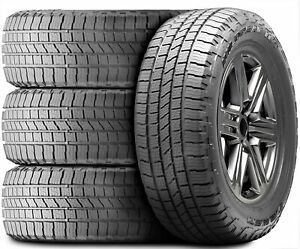 4 New Falken Wildpeak H t 02 265 70r16 112t A s All Season Tires