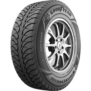 4 New Goodyear Wintercommand Suv 265 70r16 112s Winter Snow Tires