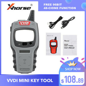 Xhorse Vvdi Mini Key Remote Programming Tool Support Ios Android Global Version