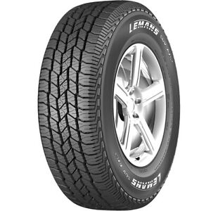 2 New Lemans Suv A s Ii Lt 265 75r16 Load E 10 Ply Light Truck Tires