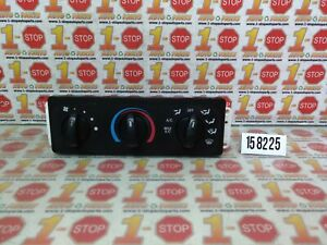 03 04 05 06 07 08 09 10 11 Ford Ranger Ac Heater Climate Temperature Control Oem
