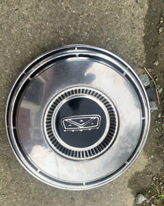 Single Ford Truck Car Hubcap Dog Dish Poverty 1967 1968 1969 10 1 2 Dia