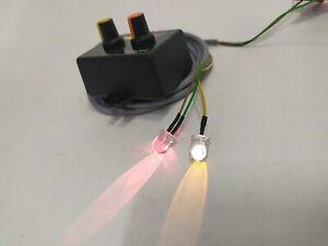 Shift Light Type A3 Big 10mm Transparent Led Easy To Install And Use