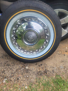 Cadillac Big Bolt Pattern 5 Lug 15 Rims And Tires