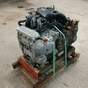 Engine Motor For Legacy 3 6l At 48k
