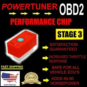 Fits 1999 2021 Chevy Silverado 1500 Performance Chip Power Tuning Programmer