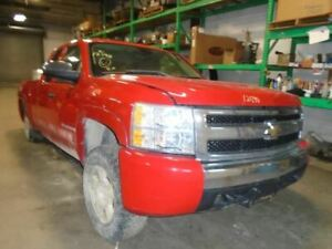 Driver Front Seat Bucket And Bench Manual Fits 07 09 Sierra 1500 Pickup 583822