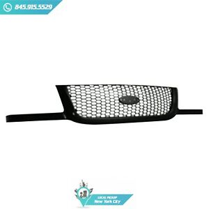 Local Pickup Grille Plastic Front Fits Ford Ranger 2001 2003 Fo1200395
