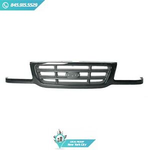 Local Pickup Grille Plastic Front Fits Ford Ranger 2001 2003 Fo1200393
