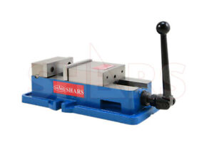 Shars 4 X 4 1 8 Lockdown Cnc Milling Machine Vise Without Base Certificate R