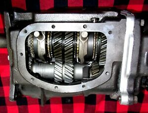 T10 Ford Fairlane 4 Speed Wide Ratio 10 X 28 2 74 1st Rebuilt 1 Year Warranty