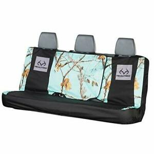Camo Seat Cover Bench Ap Cool Mint Full Bench covers Accessories automotive