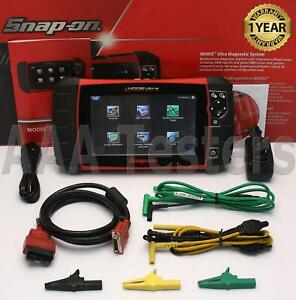 Snap On Modis Ultra Eems328 V17 4 Automotive Diagnostic Scan Tool Dom Euro Asian