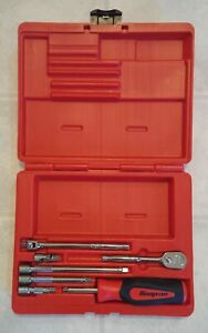 Snap On 107atmpb 1 4 Drive Expandable General Service Set Additions Sealed