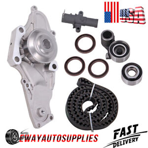 Timing Belt Water Pump Kit For Honda Accord Odyssey Acura Mdx V6 14400 Rca A01