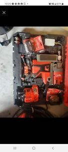 Milwaukee M18 Magnetic Drill 2788 20