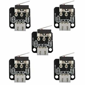 Chenbo 5pcs 3pin End Stop Limit Switch Mechanical Endstop Switch Module For 3
