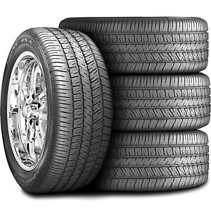 4 Tires Goodyear Eagle Rs A 255 60r17 105h