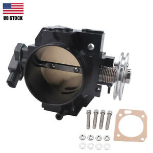 70mm Throttle Body With Sensor For Acura Honda Dc5 Ep3 Fg Fa K series K20 Swap