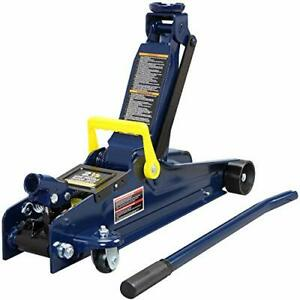 Tce Tcet825051 Torin Hydraulic Low Profile Trolley Service floor Jack With Si