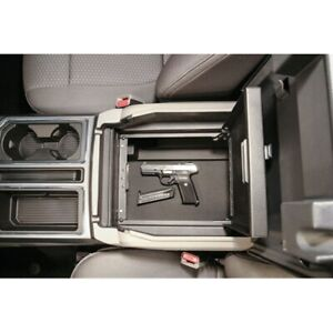 Center Console Safe Lock Vault 317 01 For Ford F 150 2015 2021