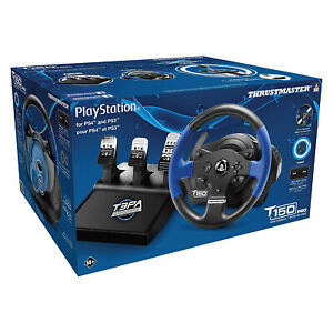 Thrustmaster T150 Pro Racing Wheel For PS4 PS3 4169084 $249.99