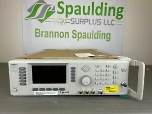 Anritsu 69397b 10mhz 65ghz Ultra Low Noise Synthesized Sweep signal Generator