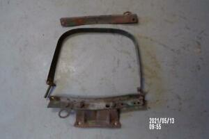 Rare Oliver 60 Tractor Gas Tank Support Brackets Band 60 Oliver