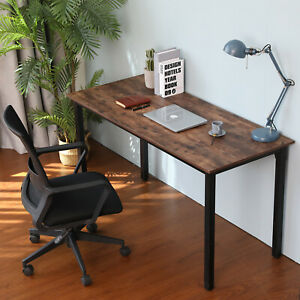 55 Computer Desk For Home Office Sturdy Writing Desk Study Table Gaming Table