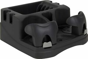Car Cup Holder Tray Center Console Organizer Universal Tray Drink Beverage New