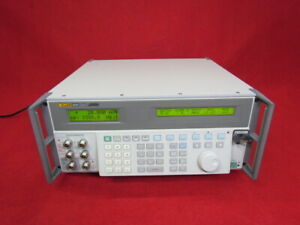 Fluke 5820a Oscilloscope Calibrator parts Of Equipment