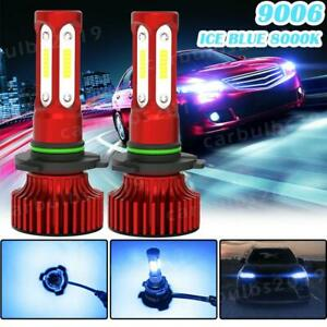 4side 9005 9006 Combo Led Headlight Kits 120w High low Beam Bulbs 6000k White C
